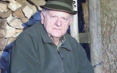 Hundeobmann Peter Schwärzler geht in den Ruhestand