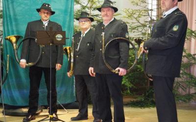 Das Jagdhornbläserkorps des Kreisverbandes braucht dringend Nachwuchs