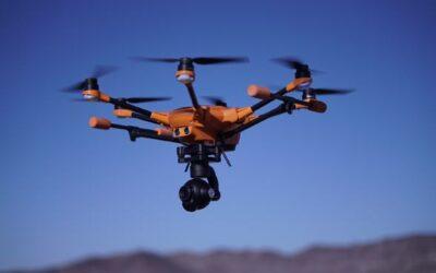 Drohne zur Rehkitzrettung wurde Realität