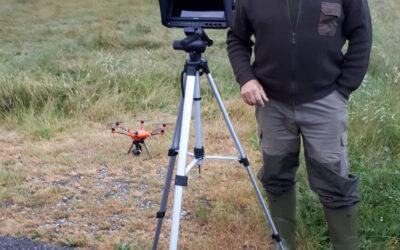 Auf Initiative des BJV – Drohnenförderung zur Rehkitzrettung: Förderung kann ab jetzt beantragt werden!